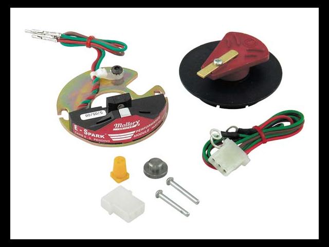 Mallory E-Spark Ignition Conversion Kit