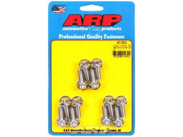 ARP 437-3002 Chevy 12-bolt  SS rear end cover bolt kit