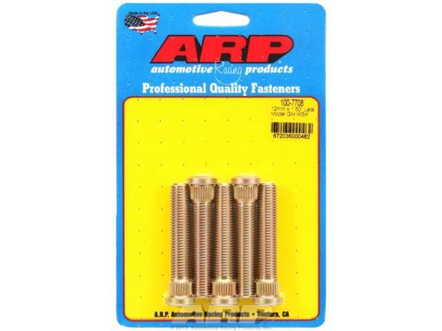 ARP 100-7708 Late model GM M12 X 1.50in wheel stud kit