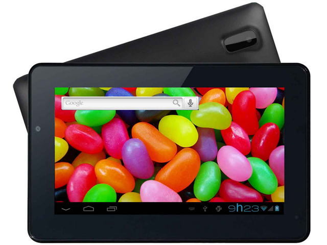 "SUPERSONIC SC-1007JB 4GB 7.0"" Dual Core Touchscreen Tablet"