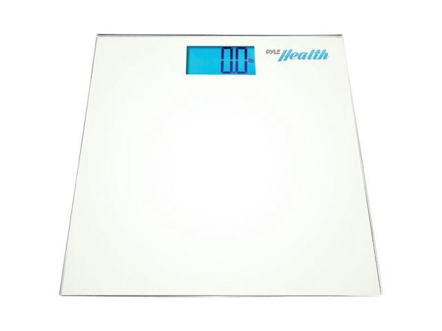 Pyle Pro(R) PHLSCBT2WT Bluetooth(R) Digital Weight Scale (White)