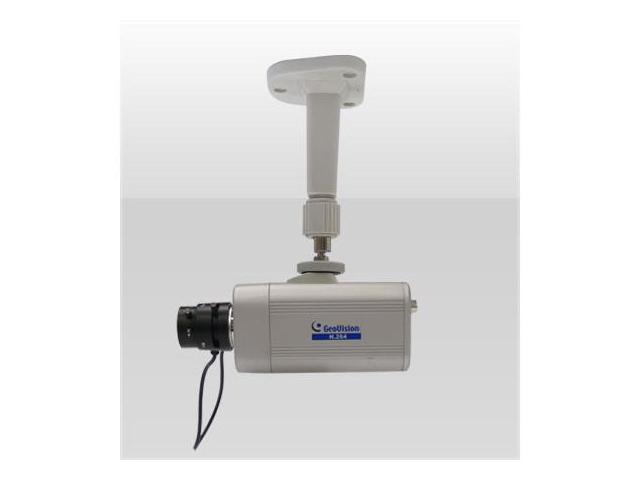 GEOVISION 1.3 Mega-Pixel Box Camera H.264 ICR True Day/Night, PoE with Lens GV-BX110D