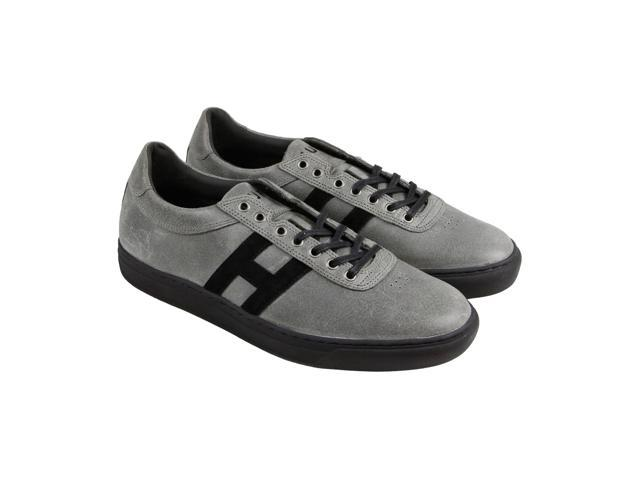 HUF Soto Shark Attack Grey Black Mens Lace Up Sneakers