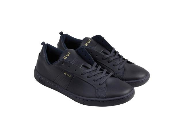 HUF Boyd Navy Mono Mens Lace Up Sneakers