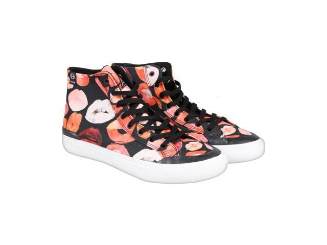 Huf Huf X Voutsa Classic Hi Lips Mens High Top Sneakers