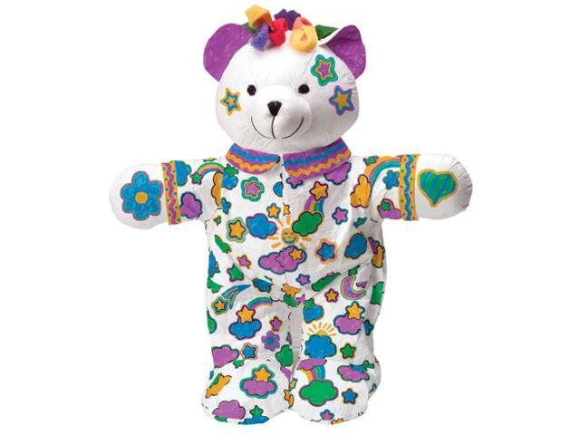 Color & Cuddle Washable Kit-Bear