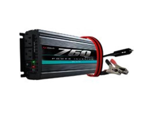 Schumacher PI-750 750 Watt Inverter with O-Ring Connectors and Clamps