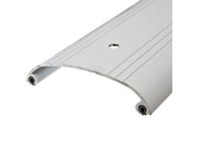 Thrshld Saddle 3-1/2In 36In Al THERMWELL PRODUCTS Saddle -Aluminum ST42/36H