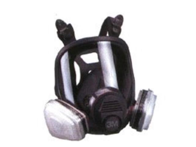 3M 68P71PA1-A/68P71 P95 Full Face Spray Paint Respirator