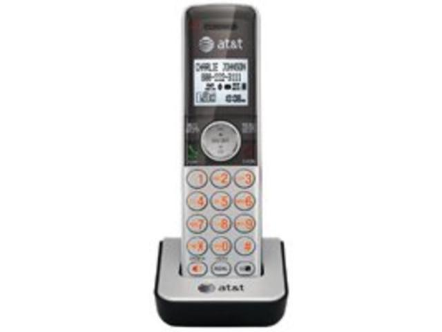 Telephone Crdlss Dect 6.0 3In VTECH COMMUNICATIONS INC AT80101 Black/Silver