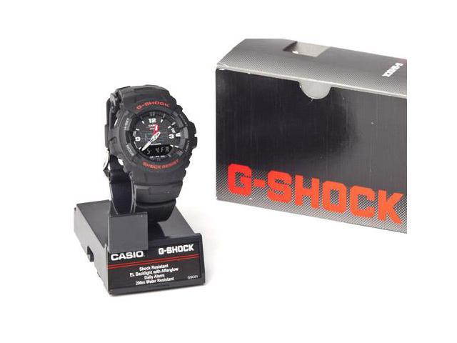 Casio G-Shock Anti-Magnetic Mens Analog-Digital Watch G100-1BV