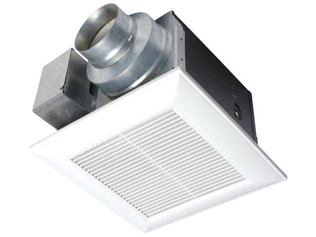 Panasonic FV-08VQ5 WhisperCeiling 80 CFM Ceiling Mounted Fan
