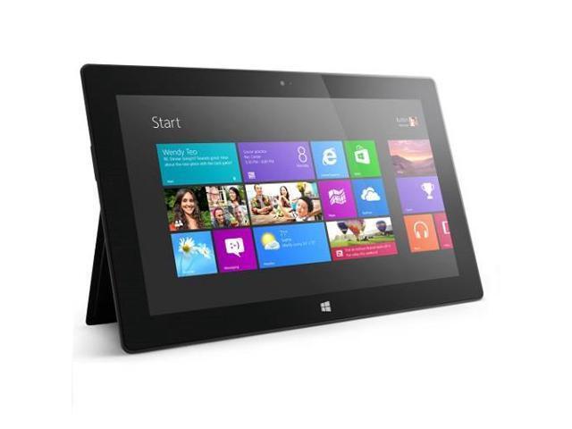 Microsoft Surface NVIDIA Tegra 3 2 GB Memory 64 GB 10.6