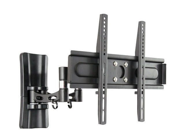 "PYLE AUDIO PSW974S 26""-42"" Articulating TV wall mount LED & LCD HDTV VESA 400 x300 Max Load 88 lbs Compatible with Samsung, ..."