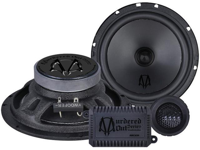 "Audiobahn AMC50H 5.25"" 260 Watts Peak Power Mid-Range Driver"