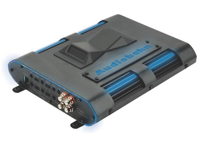 Audiobahn Ama24002h 2400W 2 Ch Car Audio Amplifier Amp 2 Channel 2400 Watt