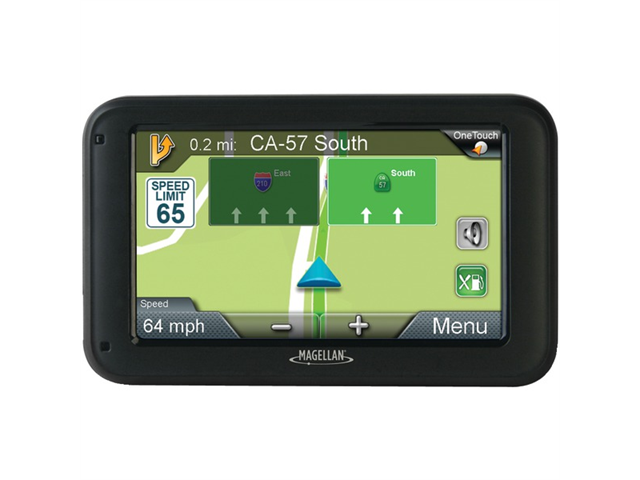 "MAGELLAN RM5220SGLUC RoadMate(R) 5220-LM 5"" GPS Device with Free Lifetime Map Updates"
