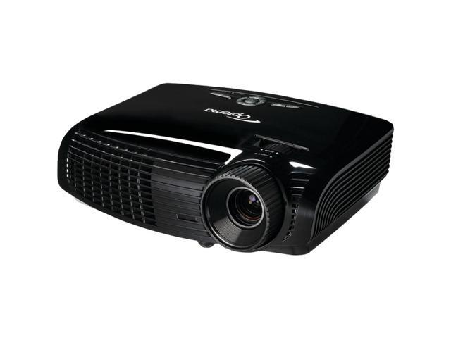 Optoma EH300 1920x1080 HD, 3800 Lumens, 2 HDMI and Comprehensive inputs, 3D Ready DLP Projector