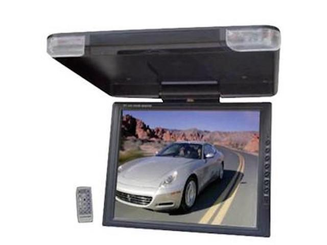 "PYLE PLVWR1440 14"" TFT Flipdown Car TV Monitor w/IR"