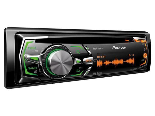 Pioneer Deh-X8500bh Car Radio Cd/Mp3/Usb Aux Bluetooth Car Audio Car Stereo