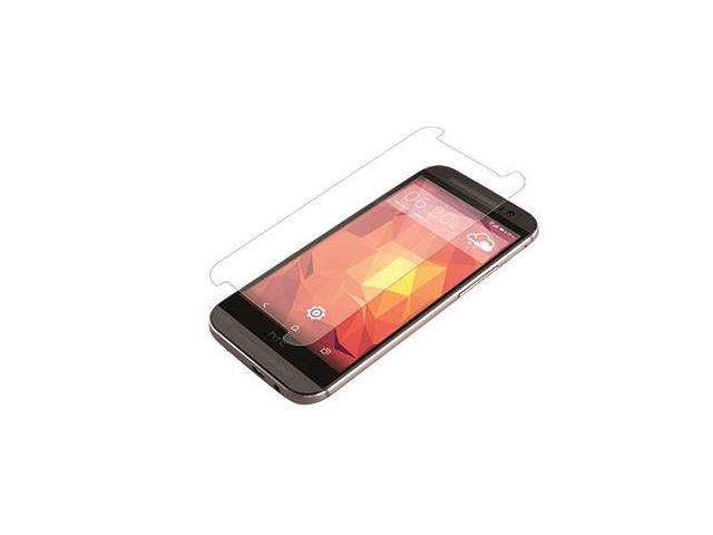 Zagg Invisible Shield Case Friendly Screen Skin Protector for 2014 HTC One M8 UPC:848467017250 MPN:HO8OWC-F00