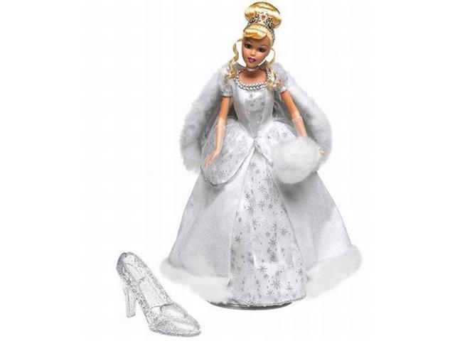 Disney Princess Holiday Special Edition Cinderella Doll with ...