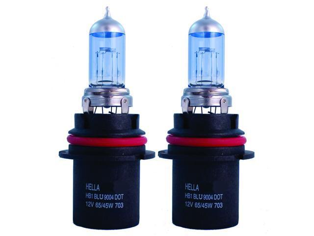 Hella HB1/9004 Hella High Performance Xenon Blue Halogen Bulb