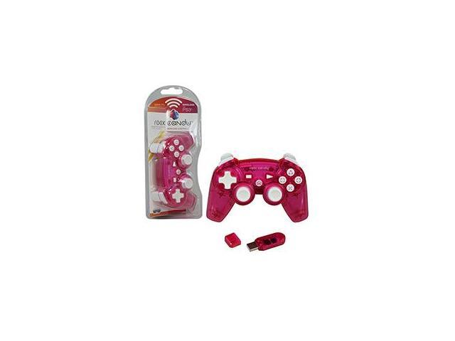 PDP - Rock Candy Wireless Controller for PS3 - Pink