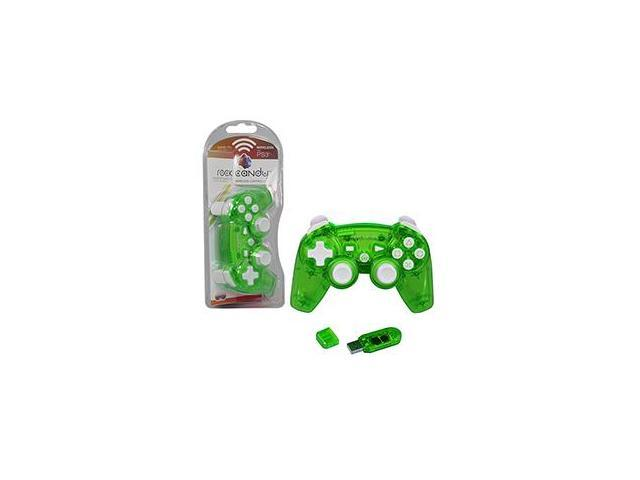 PDP - Rock Candy Wireless Controller for PS3 - Green