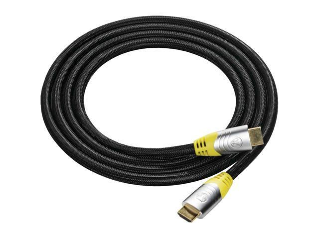 SNAKEBYTE SB000047 PLAYSTATION(R) 3/XBOX 360(R) MAMBA SERIES PREMIUM HDMI(TM) 1.4 3D CABLE, 2 M