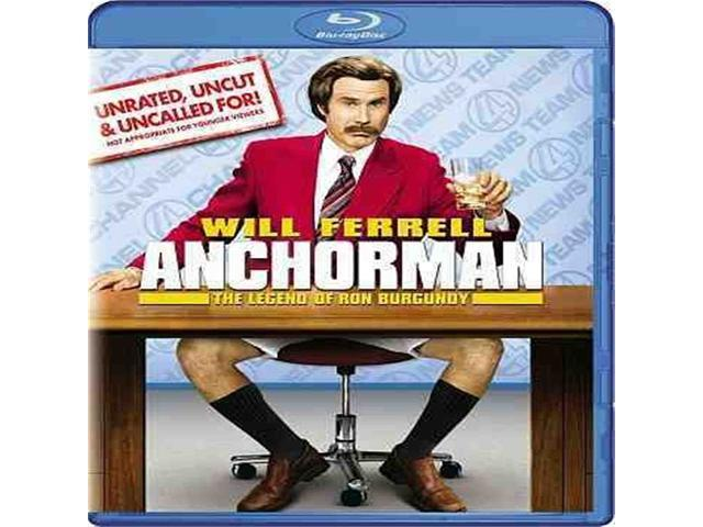 Anchorman:Legend Of Ron Burgundy