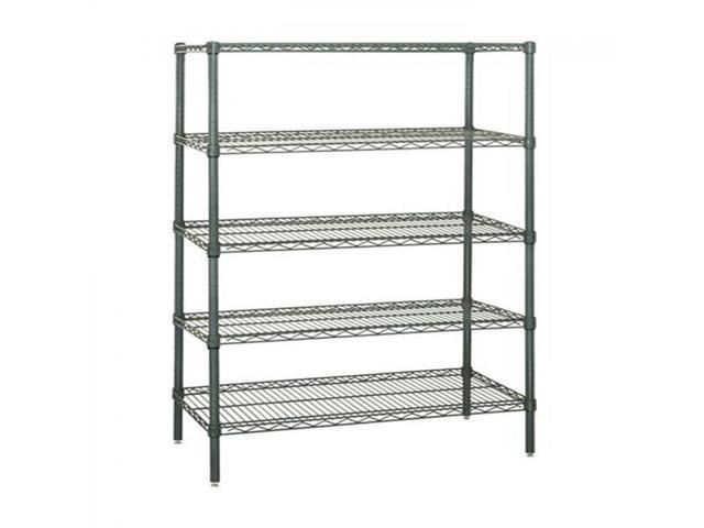 Quantum Wire Shelving 5-shelf Starter Units Storage Rack Proform 36