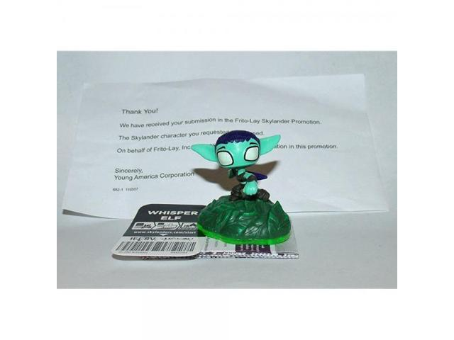 Skylanders Sidekicks Figure Character Pack Whisper Elf [Comes in Original Packaging]
