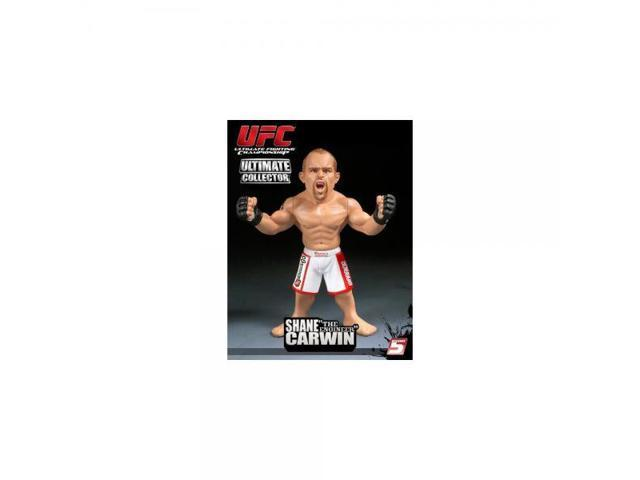 UFC Ultimate Collector Series 5 Shane The Engineer Carwin Figure