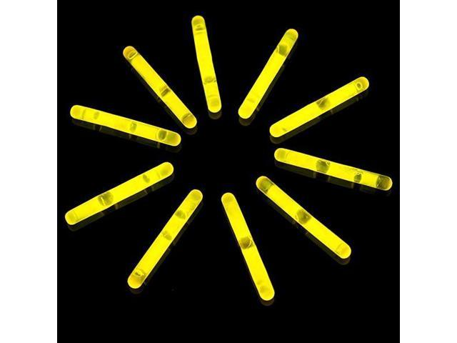 Fun Central U8 1.5 Mini Glow Sticks - Yellow 50ct