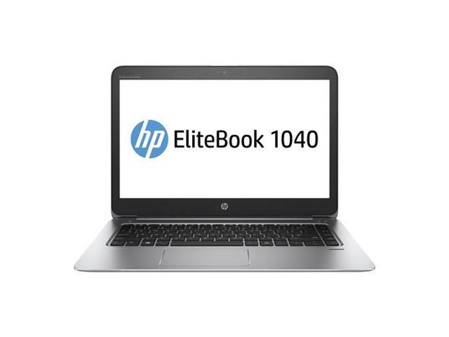 HP EliteBook 1040 G3 (V1P94UT#ABA) Ultrabook Intel Core i7 6600U (2.60 GHz) 256 GB SSD Intel HD Graphics 520 Shared memory 14