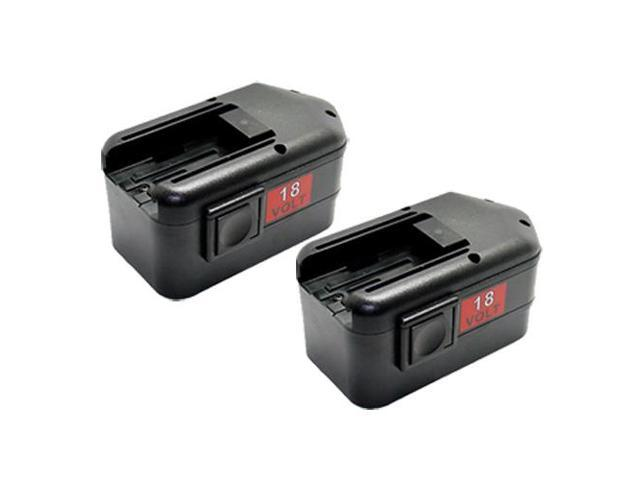 Replacement 2000mAh Battery for Milwaukee 48-11-2230 / 48-11-2232 Models (2-Pack)