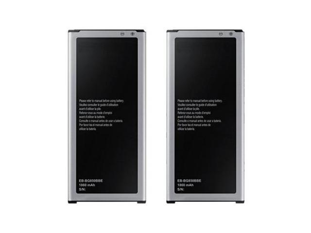 New Replacment Battery for Samsung SM-G850A ( 2 Pack )