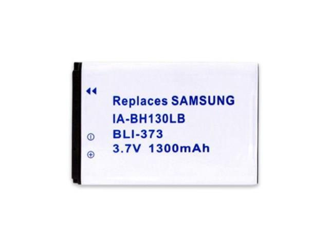 Battery for Samsung IA-BH130LB / BH130LB (Single Pack) Replacement Battery