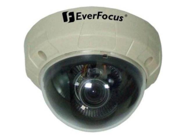 EVERFOCUS ECD360AV DOMECAM 3AX INDOOR HIRES VARI
