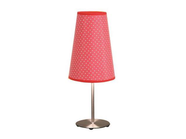 LumiSource Dot Table Lamp Red LS-DOT LAMP R