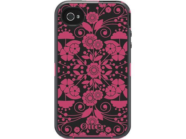 OtterBox Studio Collection Defender Series for Apple iPhone 4/4S - Perennial