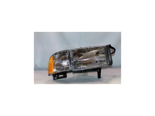 TYC 20-3016-78-9 Right Side Headlight Assembly