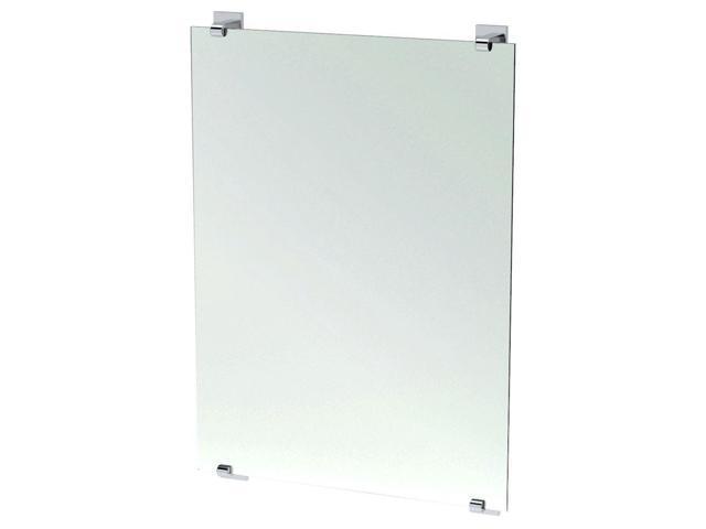 Gatco 1595 Elevate 32 in. x 22 in. Frameless Mirror in Chrome