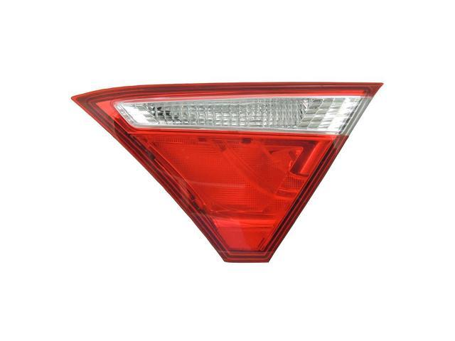 NEW RIGHT INNER TAIL LIGHT FITS TOYOTA CAMRY HYBRID 2015 81580-06410 TO2803116
