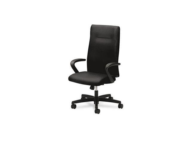 Ignition Series Executive High-Back Chair, Black Fabric Upholstery - IE102NT10