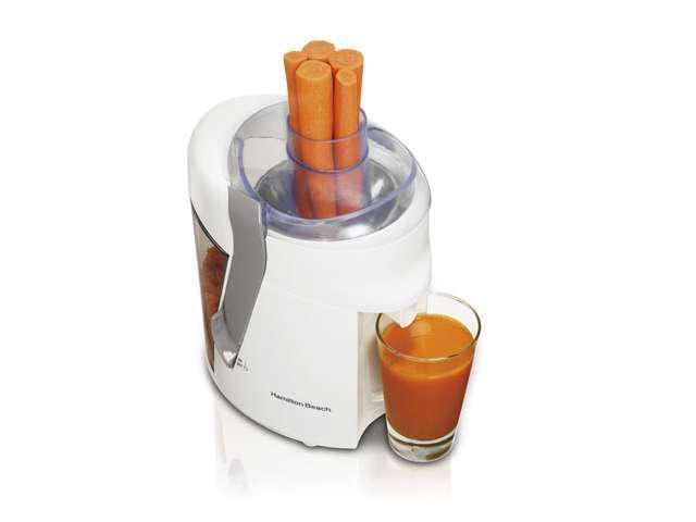 Hamilton Beach 67804 Health Smart Juice Extractor