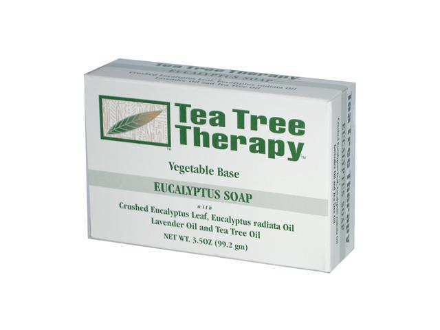Eucalyptus Soap - Tea Tree Therapy - 3.5 oz - Bar Soap