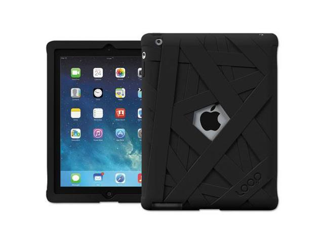 Loop Attachment LOOP5BLK Mummy Case for iPad 4th Gen Black