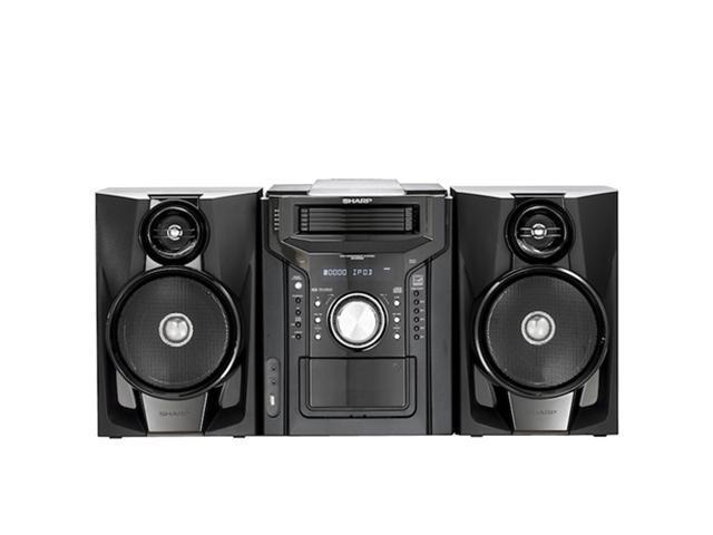 SHARP 5-Disc Changer CD-DH950